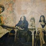 BORDELLO - 100 x 150 iuta