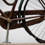 Bicicletta, acqua.