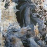 FONTANA TREVI - vert 100 x 250