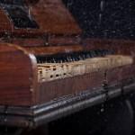 Sinfonia, pioggia.