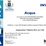 Acqua - Brugherio (Milano)
