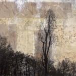 Alberi - 100 x 80 tela