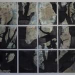 Alberi dita - 143 x 90 tela