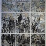 Tralicci - 173 x 123 tela